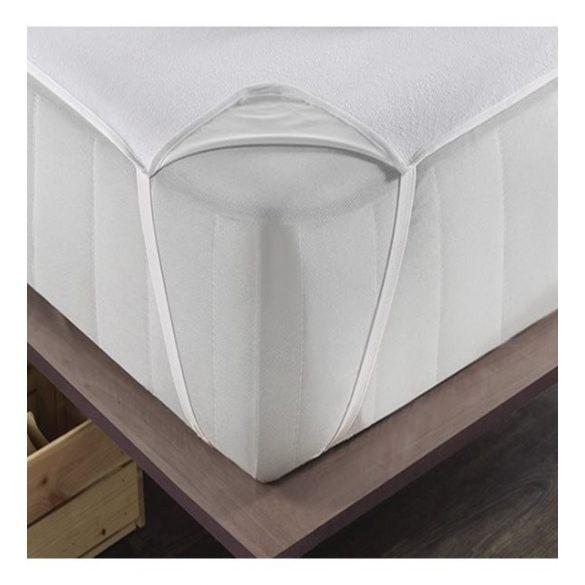 Pamut frottír vízhatlan sarokgumis matracvédő 160x200 cm