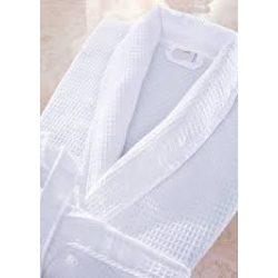 White darázsmintás Cottonrobe L size