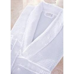 White darázsmintás Cottonrobe M size