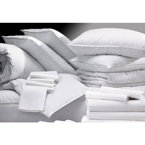 White Cotton vászonlepedő 150x240 cm (hotel quality)