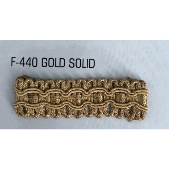 Gold solid