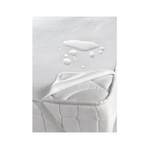 Cotton  jersey water resistant sarokgumis mattress protector 140x200 cm