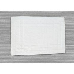 Fehér Frottír kádkilépő keretes fehér 50x70 cm, 650 g/m2 hotel minőség